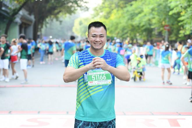 Tuấn Hưng hở van tim vẫn tham gia giải chạy: Tôi vừa chạy vừa đi bộ để cán đích - ảnh 3