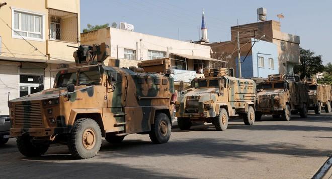 QĐ Thổ Nhĩ Kỳ vừa đột phá lớn - Đặc nhiệm Pháp cầu cứu Nga giúp đỡ tại tử địa Syria - Ảnh 15.