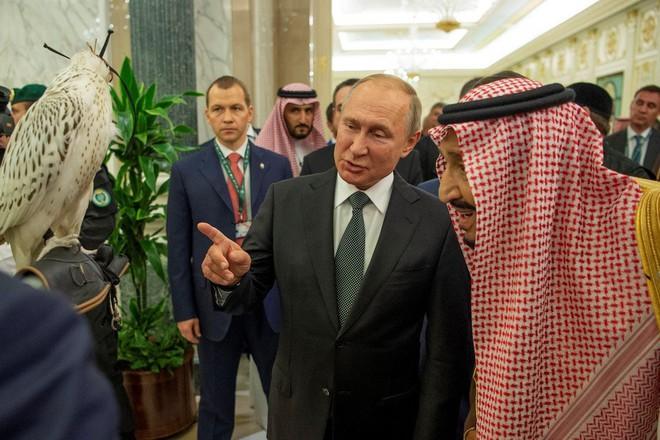 Nhìn Nga vội tung kế hoạch thế chân Mỹ tại Trung Đông, Trung Quốc muốn nhưng còn e? - Ảnh 1.