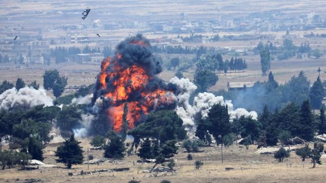 Thổ Nhĩ Kỳ nuốt lời, đột ngột tấn công SDF - Chiến sự Syria căng như dây đàn - Ảnh 21.