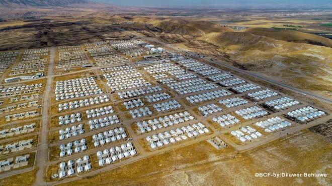 Tháng 10 đen: Ras al-Ain sụp đổ, dân chạy theo quân Mỹ, lính Kurd chĩa súng bắt ở lại? - ảnh 5