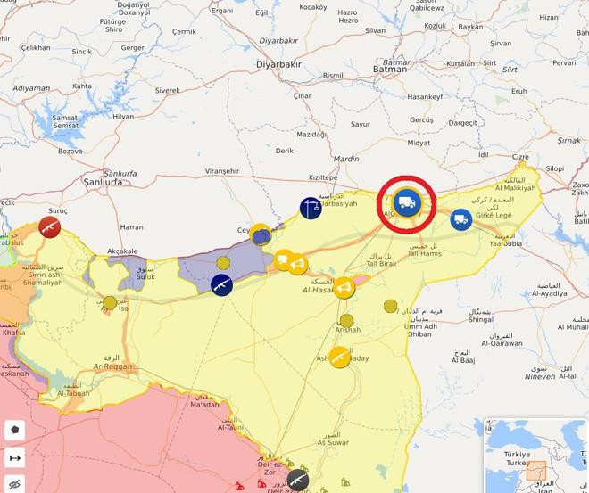 Thổ Nhĩ Kỳ nuốt lời, đột ngột tấn công SDF - Chiến sự Syria căng như dây đàn - Ảnh 19.