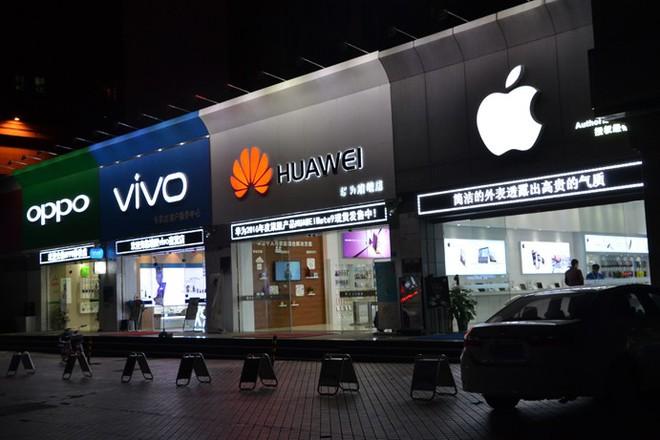 Huawei, Oppo, Vivo và Xiaomi cùng hợp lực: Samsung đã cuốn gói khỏi thị trường TQ, Apple có chịu chung số phận? - Ảnh 4.