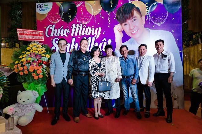 Tổ chức sinh nhật linh đình như đám cưới, Long Nhật khóc khi nhắc tới Vương Bảo Tuấn - ảnh 5