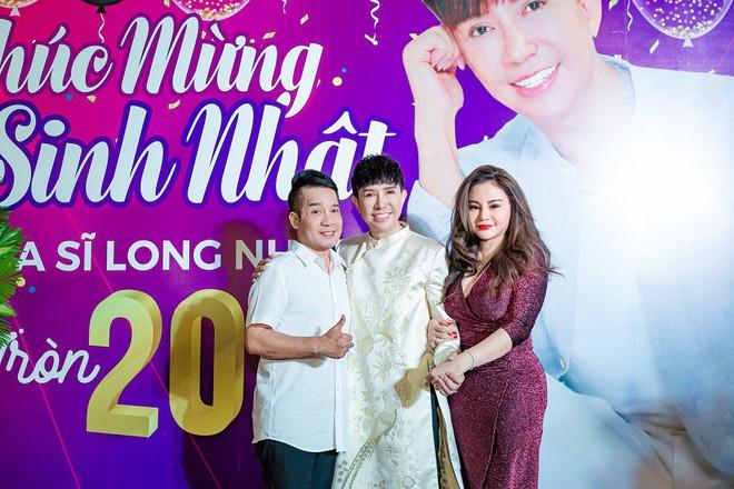 Tổ chức sinh nhật linh đình như đám cưới, Long Nhật khóc khi nhắc tới Vương Bảo Tuấn - ảnh 4