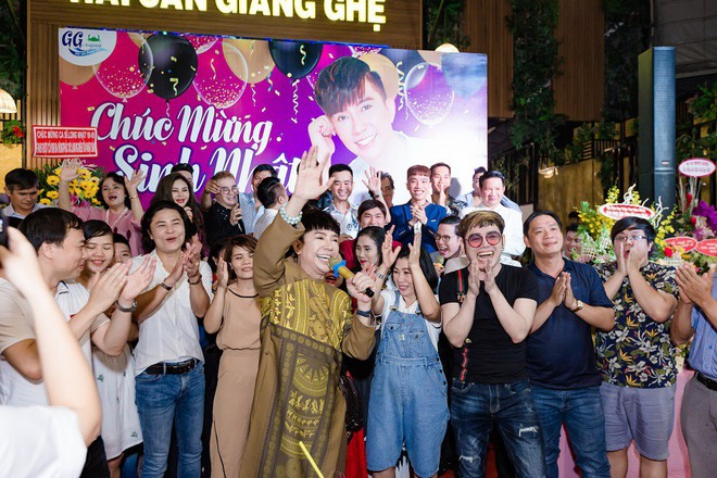 Tổ chức sinh nhật linh đình như đám cưới, Long Nhật khóc khi nhắc tới Vương Bảo Tuấn - ảnh 10