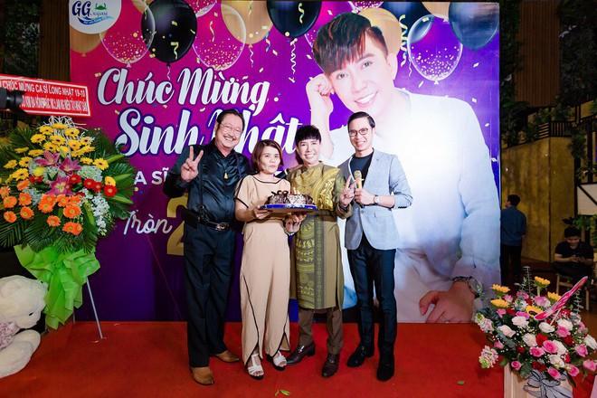 Tổ chức sinh nhật linh đình như đám cưới, Long Nhật khóc khi nhắc tới Vương Bảo Tuấn - ảnh 9