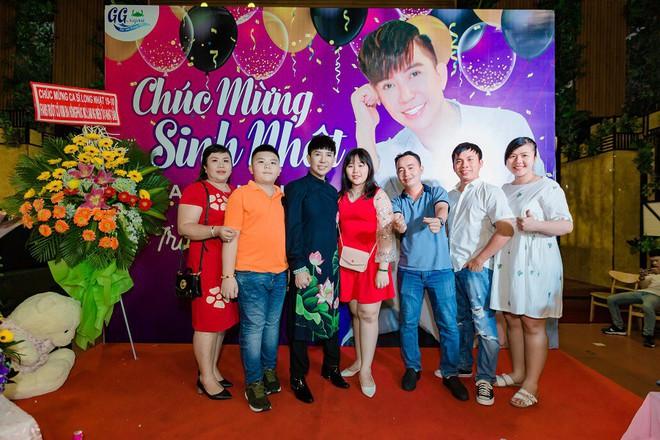 Tổ chức sinh nhật linh đình như đám cưới, Long Nhật khóc khi nhắc tới Vương Bảo Tuấn - ảnh 8