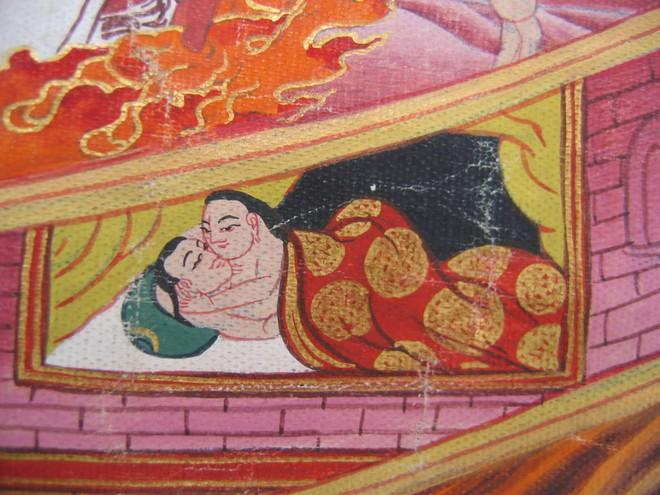 3 lần lấy chồng đều bị bỏ rơi, người phụ nữ tìm gặp Đức Phật mới biết được nguyên nhân - ảnh 3