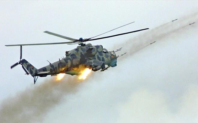 Infographic: Mi-24 - Nỗi ám ảnh trên không của tăng thiết giáp