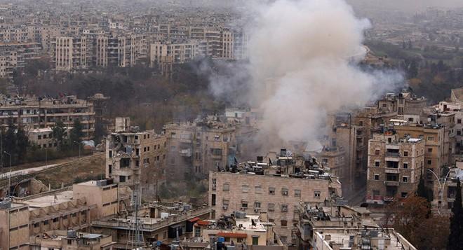 Thổ Nhĩ Kỳ nuốt lời, đột ngột tấn công SDF - Chiến sự Syria căng như dây đàn - Ảnh 28.