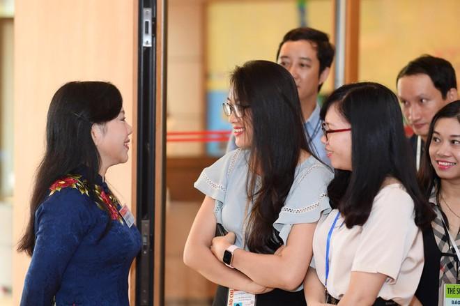 Bộ trưởng Nguyễn Thị Kim Tiến nói về điều ấn tượng nhất sau 8 năm đảm nhiệm cương vị Bộ trưởng - Ảnh 1.
