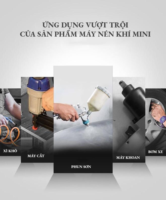 Hướng dẫn chọn mua máy nén khí phù hợp với nhu cầu sử dụng - Ảnh 2.