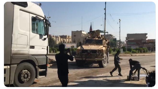 Thổ Nhĩ Kỳ nuốt lời, đột ngột tấn công SDF - Chiến sự Syria căng như dây đàn - Ảnh 14.