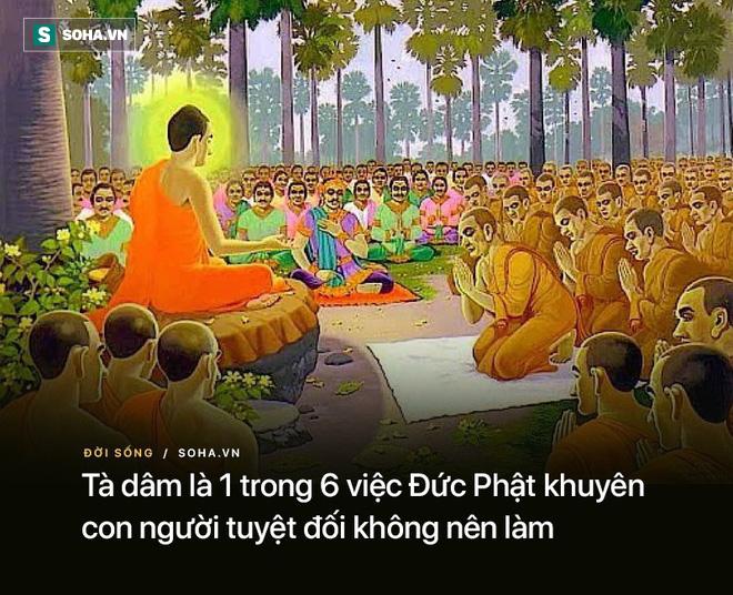 3 lần lấy chồng đều bị bỏ rơi, người phụ nữ tìm gặp Đức Phật mới biết được nguyên nhân - ảnh 4