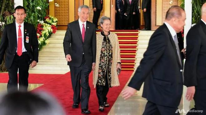 Tổng thống Indonesia nhậm chức nhiệm kỳ thứ hai - Ảnh 3.