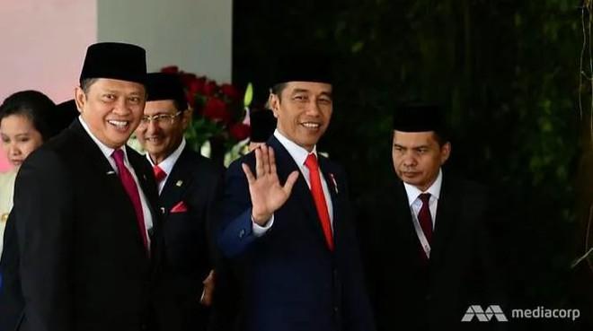 Tổng thống Indonesia nhậm chức nhiệm kỳ thứ hai - Ảnh 5.