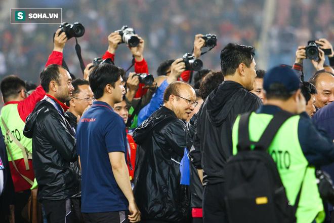NÓNG: VFF ấn định ngày ký hợp đồng với thầy Park, không đặt chỉ tiêu vô địch SEA Games - Ảnh 2.