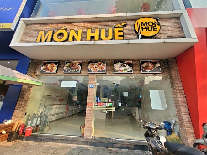 Cảnh hoang lạnh, đổ nát của loạt nhà hàng Món Huế, Phở Ông Hùng ở Hà Nội sau tin quỵt tiền - Ảnh 6.