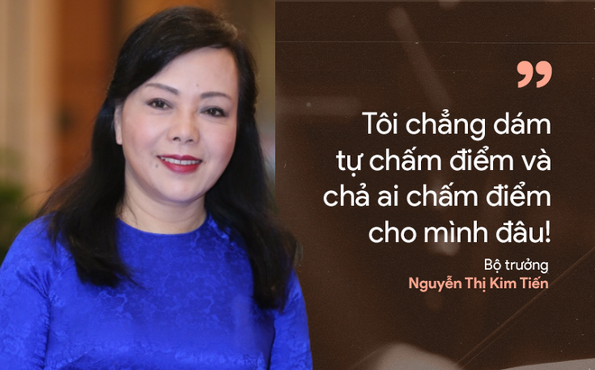 9 câu nói ấn tượng của Bộ trưởng Y tế Nguyễn Thị Kim Tiến - Ảnh 17.