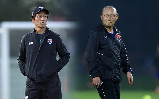 Báo Hàn: HLV Nishino muốn biến thầy Park thành