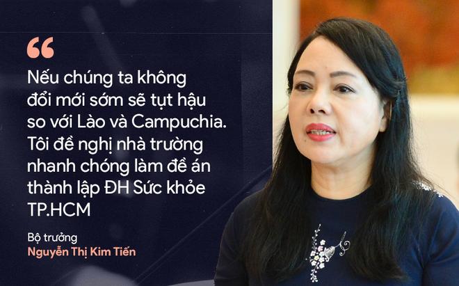 9 câu nói ấn tượng của Bộ trưởng Y tế Nguyễn Thị Kim Tiến - Ảnh 5.