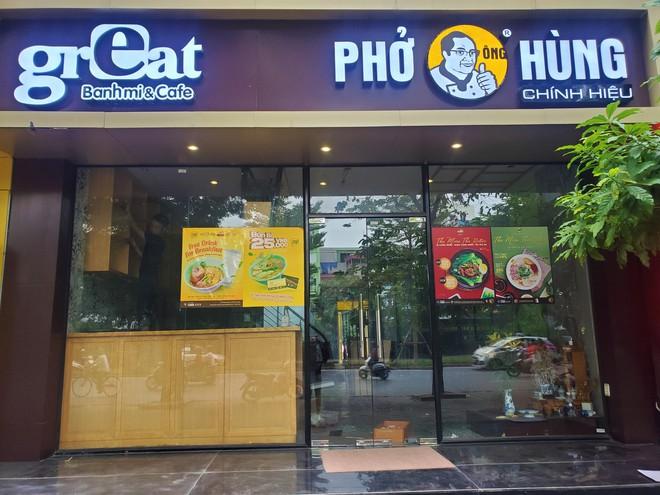 Cảnh hoang lạnh, đổ nát của loạt nhà hàng Món Huế, Phở Ông Hùng ở Hà Nội sau tin quỵt tiền - Ảnh 12.