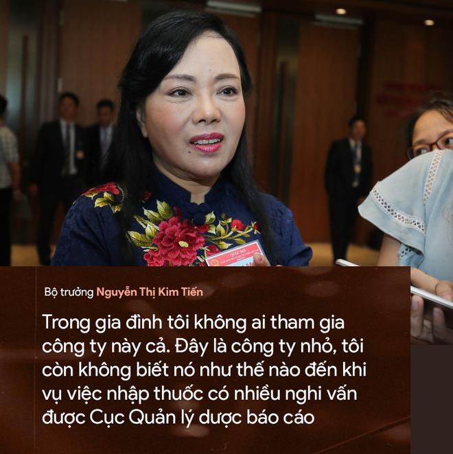 9 câu nói ấn tượng của Bộ trưởng Y tế Nguyễn Thị Kim Tiến - Ảnh 9.