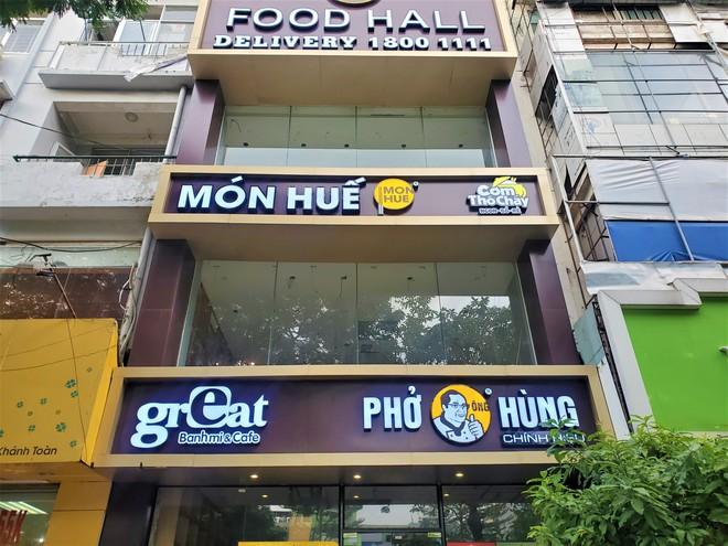 Cảnh hoang lạnh, đổ nát của loạt nhà hàng Món Huế, Phở Ông Hùng ở Hà Nội sau tin quỵt tiền - Ảnh 13.