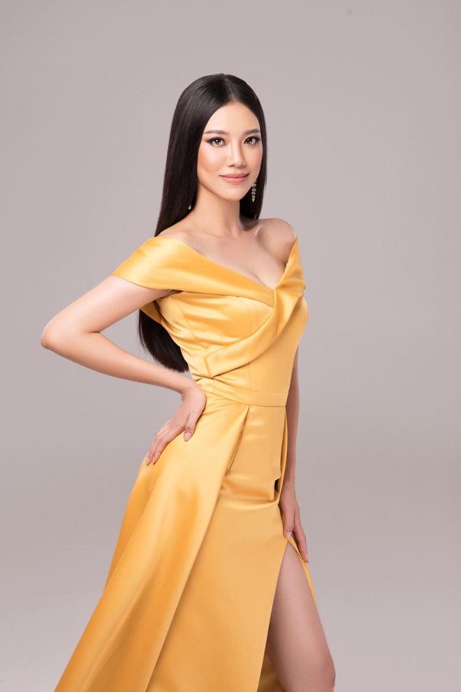 Thí sinh Hoa hậu Hoàn vũ 2019 - Kim Duyên: Tôi bị sốc, khóc liên tục 3 ngày liền, cứ thức dậy là khóc - Ảnh 3.