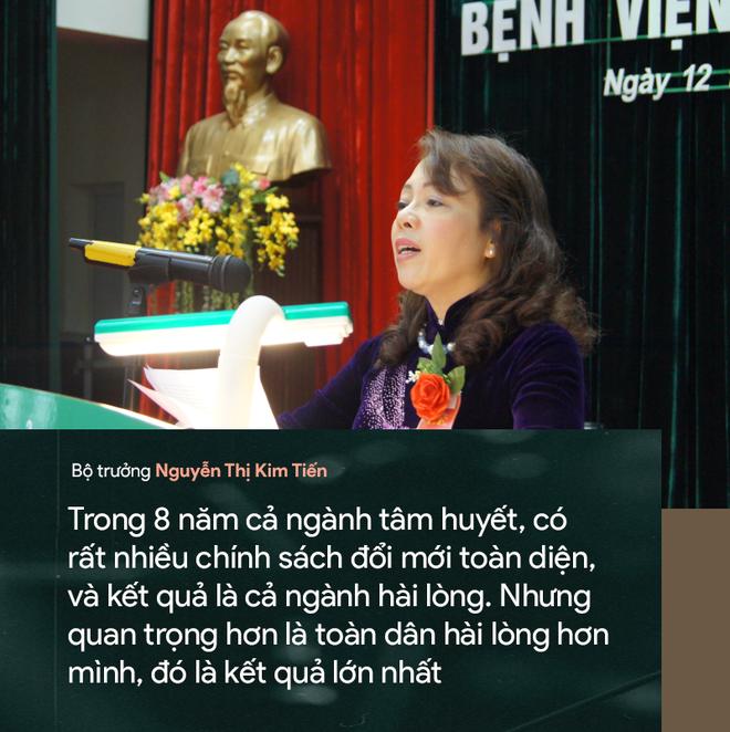 9 câu nói ấn tượng của Bộ trưởng Y tế Nguyễn Thị Kim Tiến - Ảnh 15.