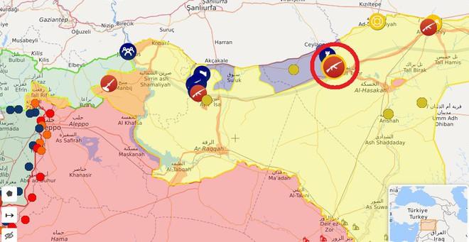Đêm nay, chiến sự kinh thiên động địa sẽ nổ ra ở miền Bắc Syria? - Mỹ gây sốc dọa tấn công Thổ - Ảnh 26.