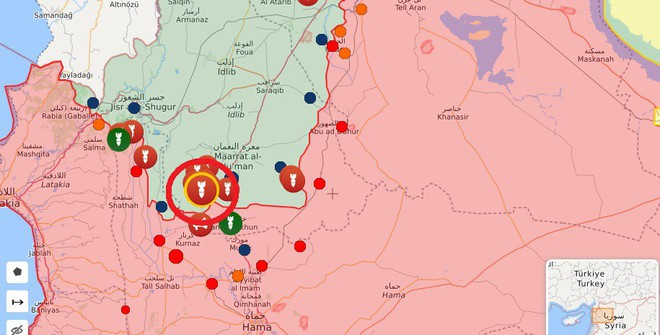 Đêm nay, chiến sự kinh thiên động địa sẽ nổ ra ở miền Bắc Syria? - Mỹ gây sốc dọa tấn công Thổ - Ảnh 2.