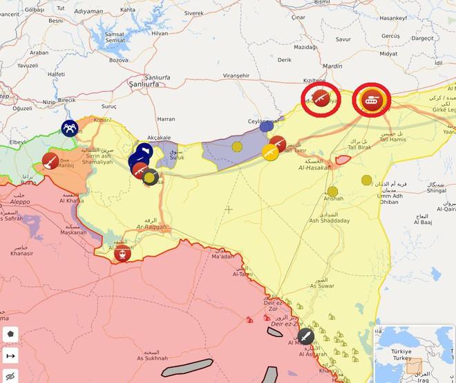 Đêm nay, chiến sự kinh thiên động địa sẽ nổ ra ở miền Bắc Syria? - Mỹ gây sốc dọa tấn công Thổ - Ảnh 18.