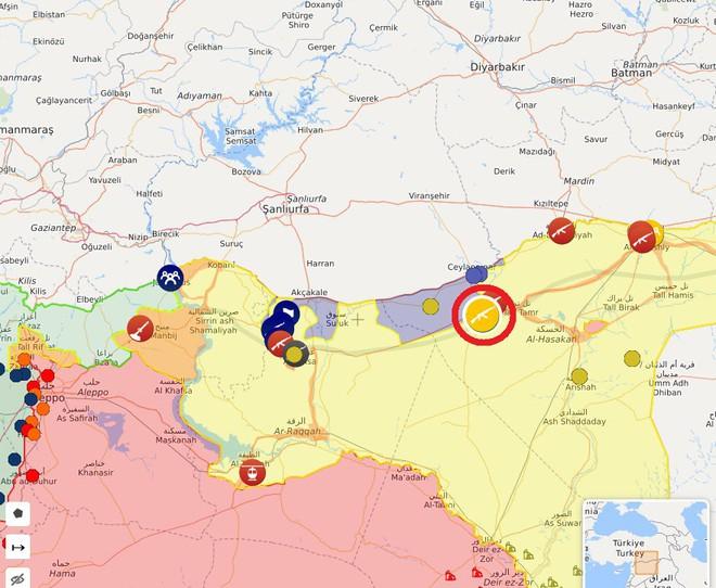 Đêm nay, chiến sự kinh thiên động địa sẽ nổ ra ở miền Bắc Syria? - Mỹ gây sốc dọa tấn công Thổ - Ảnh 17.