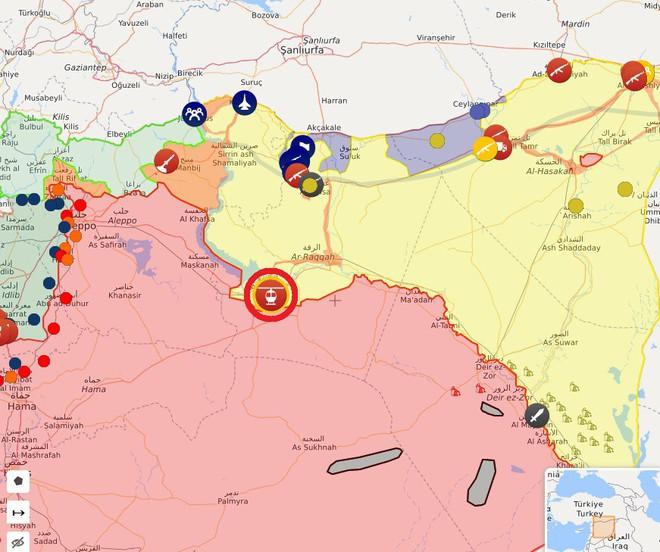 Đêm nay, chiến sự kinh thiên động địa sẽ nổ ra ở miền Bắc Syria? - Mỹ gây sốc dọa tấn công Thổ - Ảnh 19.