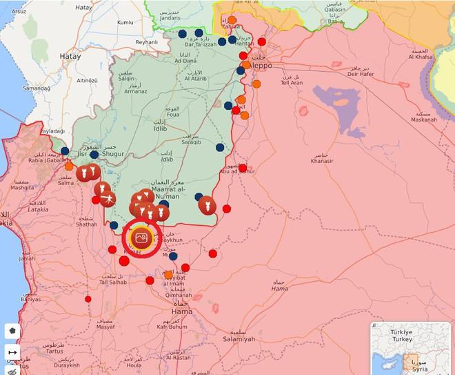Đêm nay, chiến sự kinh thiên động địa sẽ nổ ra ở miền Bắc Syria? - Mỹ gây sốc dọa tấn công Thổ - Ảnh 14.