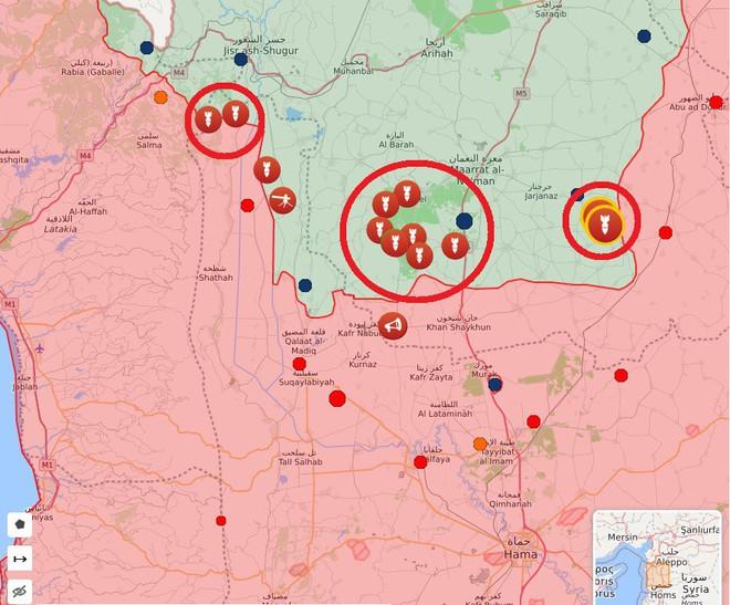 Đêm nay, chiến sự kinh thiên động địa sẽ nổ ra ở miền Bắc Syria? - Mỹ gây sốc dọa tấn công Thổ - Ảnh 12.