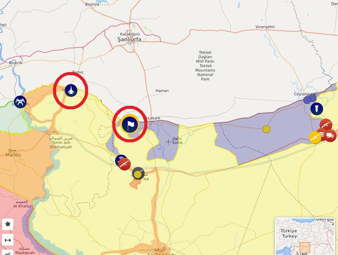 Đêm nay, chiến sự kinh thiên động địa sẽ nổ ra ở miền Bắc Syria? - Mỹ gây sốc dọa tấn công Thổ - Ảnh 6.