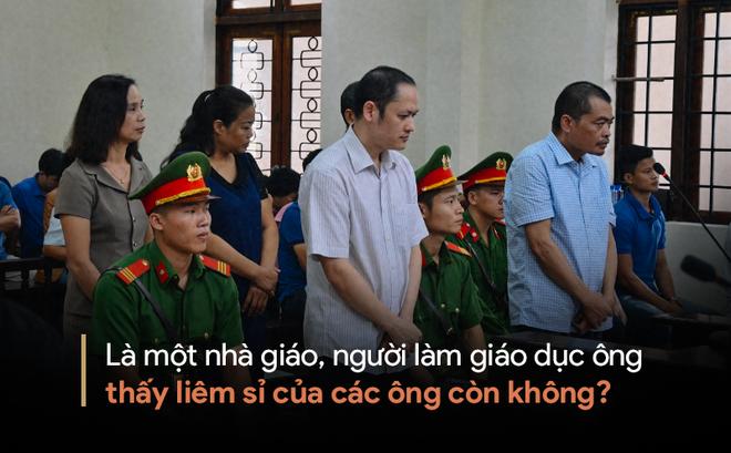 """Đề nghị xử lý vợ Chủ tịch tỉnh Hà Giang nhắn tin """"nhờ vả"""" trong vụ gian lận điểm thi"""