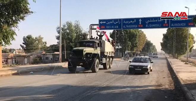 Đêm nay, chiến sự kinh thiên động địa sẽ nổ ra ở miền Bắc Syria? - Mỹ gây sốc dọa tấn công Thổ - Ảnh 10.