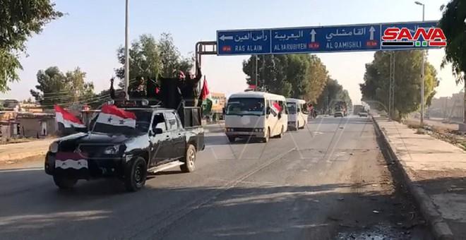 Đêm nay, chiến sự kinh thiên động địa sẽ nổ ra ở miền Bắc Syria? - Mỹ gây sốc dọa tấn công Thổ - Ảnh 11.