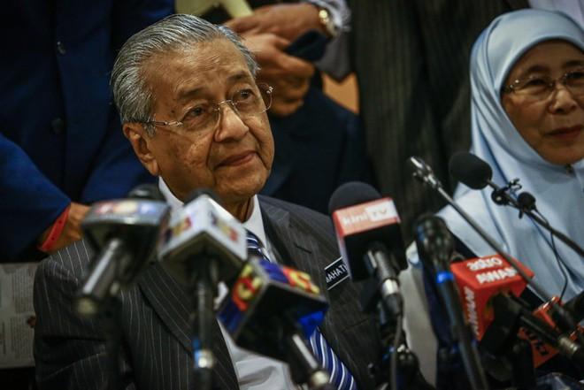 Thủ tướng Malaysia nói về khả năng chiến tranh ở biển Đông - Ảnh 1.