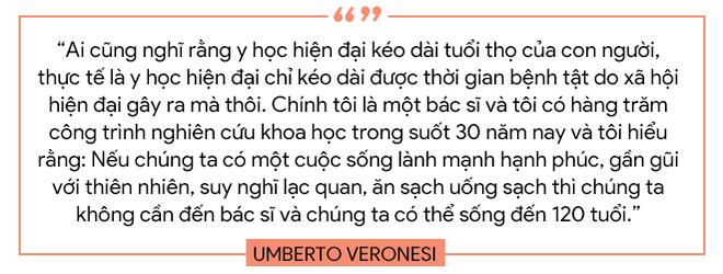 Nữ KTS Việt tại Ý: Sức khỏe, tình dục, tình yêu và bí quyết để là phiên bản tốt hơn chính mình 20 năm trước - Ảnh 5.