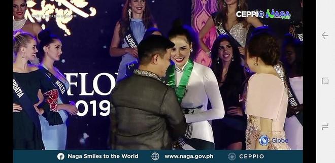 Giành huy chương đồng Người đẹp thân thiện, Hoàng Hạnh lọt top 5 Miss Earth 2019 - Ảnh 2.