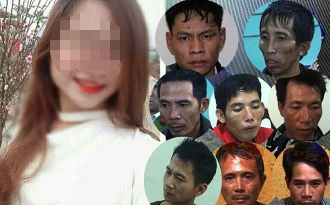 Đề nghị truy tố 9 bị can sát hại nữ sinh giao gà ở Điện Biên