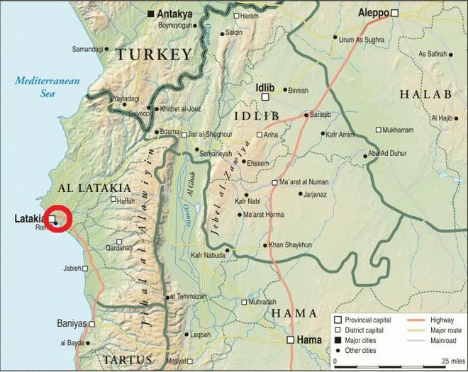 Vô địch thiên hạ, Nga chấp mọi mưu hèn kế bẩn nhằm giật sập đầu não của họ Syria - Ảnh 1.
