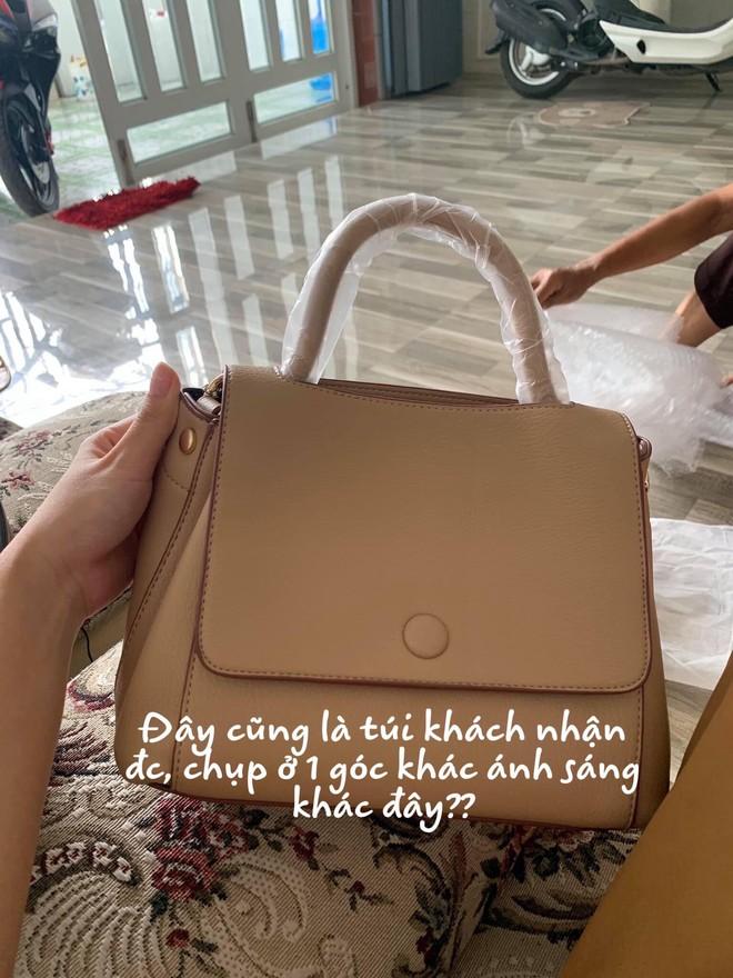 """Chiếc túi gây tranh cãi khắp MXH: Khách """"tố"""" hàng thật khác mẫu, chủ shop khẳng định giống 100% - ảnh 5"""