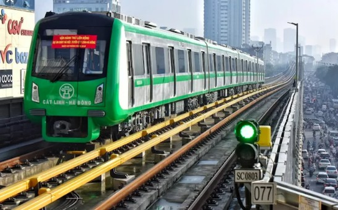 Vì sao đường sắt Cát Linh - Hà Đông kéo dài thêm 20 km đến Xuân Mai?