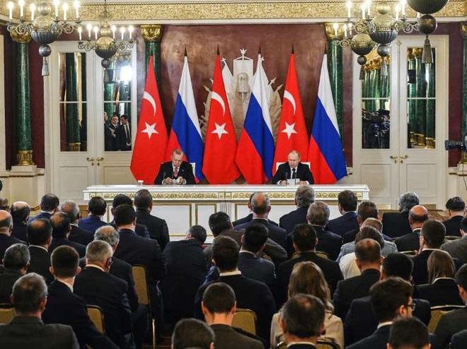 Thế trận Syria hậu Mỹ: Nga – Thổ đột phá thế lực, đòn giáng mạnh vào người Kurd? - Ảnh 2.